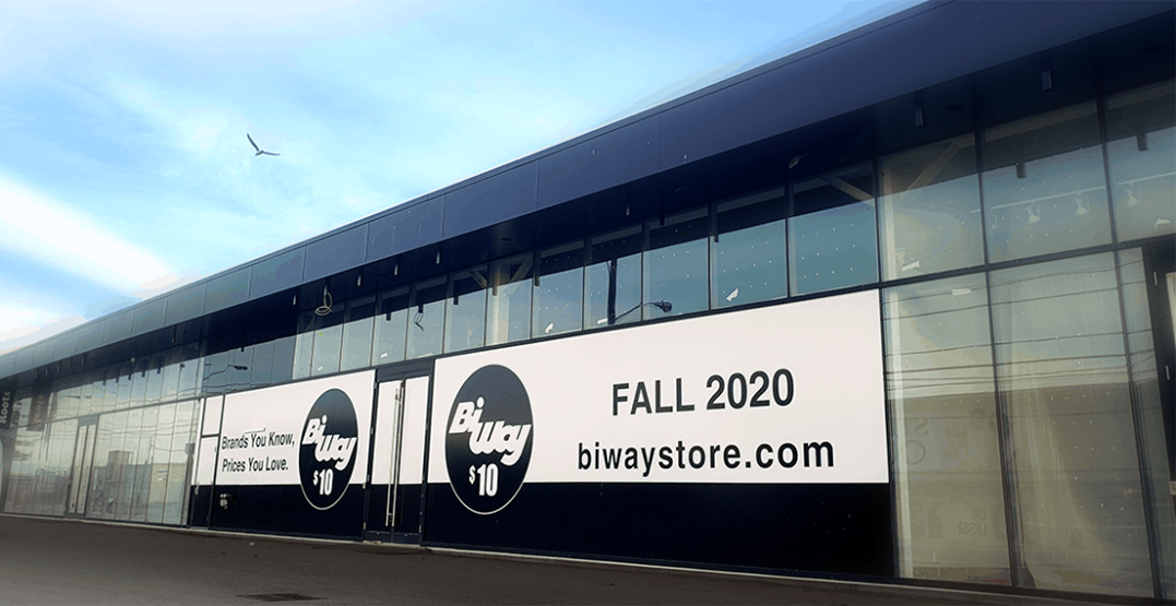 BiWay discount store is making a comeback in Toronto this fall