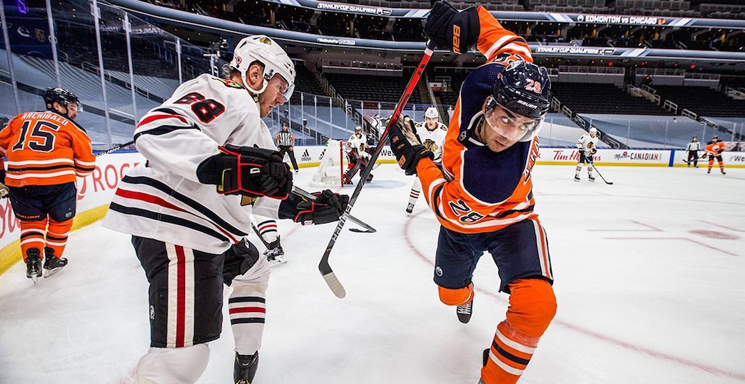 Oilers need to double down on discipline to avoid embarrassing upset