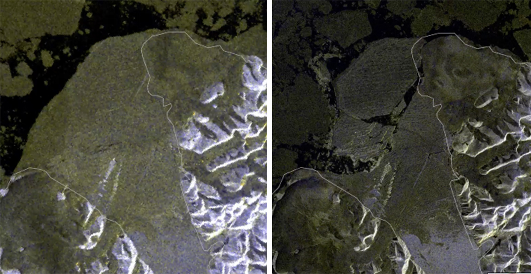 Canada's last fully intact Arctic ice shelf collapses into the ocean