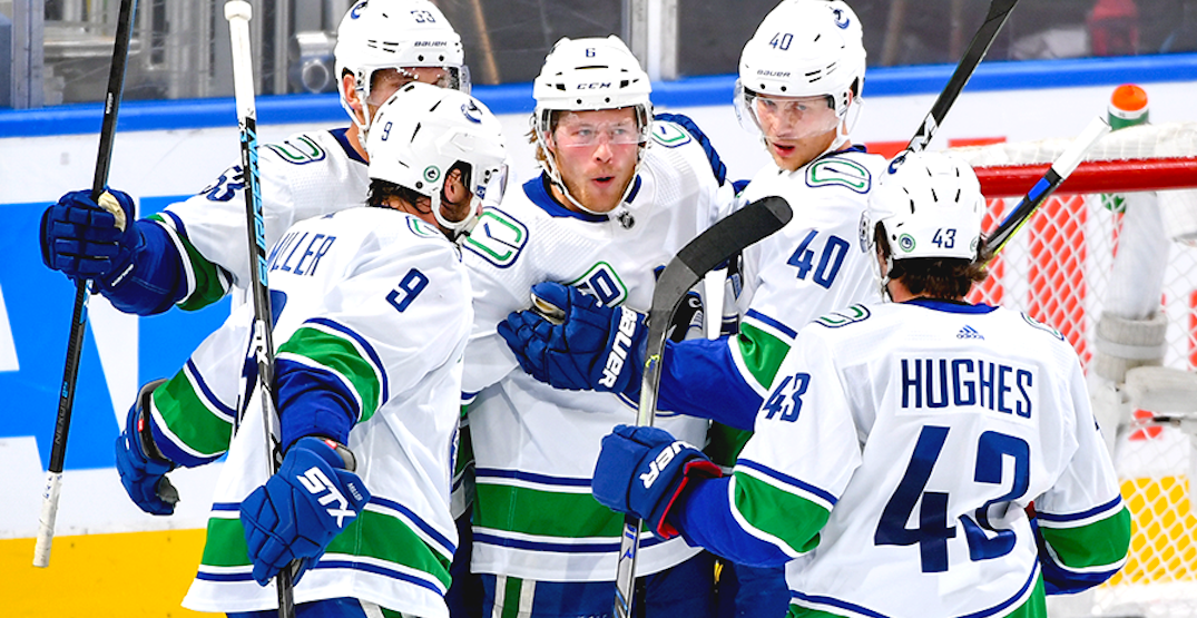 Bold predictions for every Canucks player this season