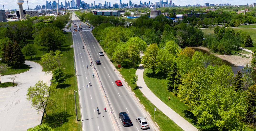 These are Toronto's final ActiveTO road closures this weekend