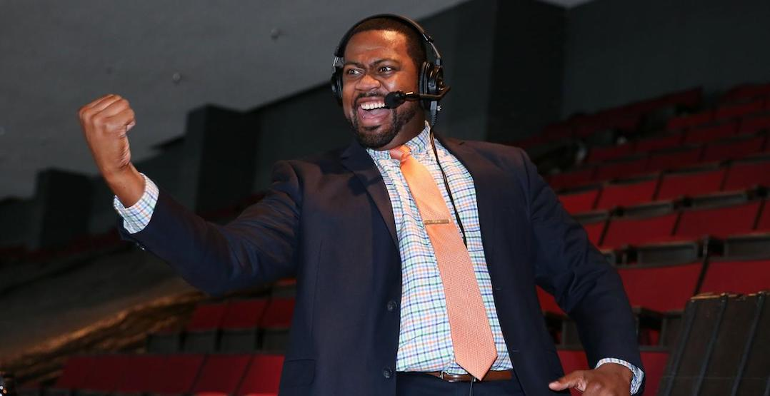 Seattle Kraken hire NHL's first full-time Black play-by-play broadcaster