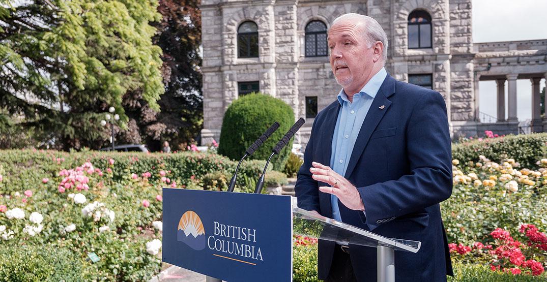 'Disappointing news': Horgan criticizes US tariffs on Canadian aluminum