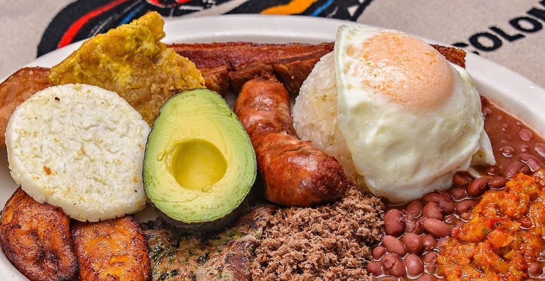 What to eat in and around Seattle today: El Parche Colombiano