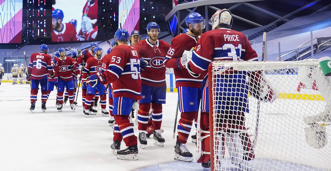 Price shuts out Penguins in series-clinching upset win by Canadiens