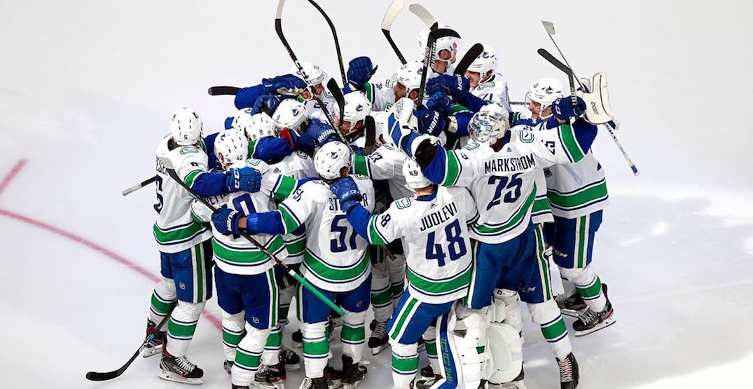 NHL updates Canucks playoff schedule after postponed games