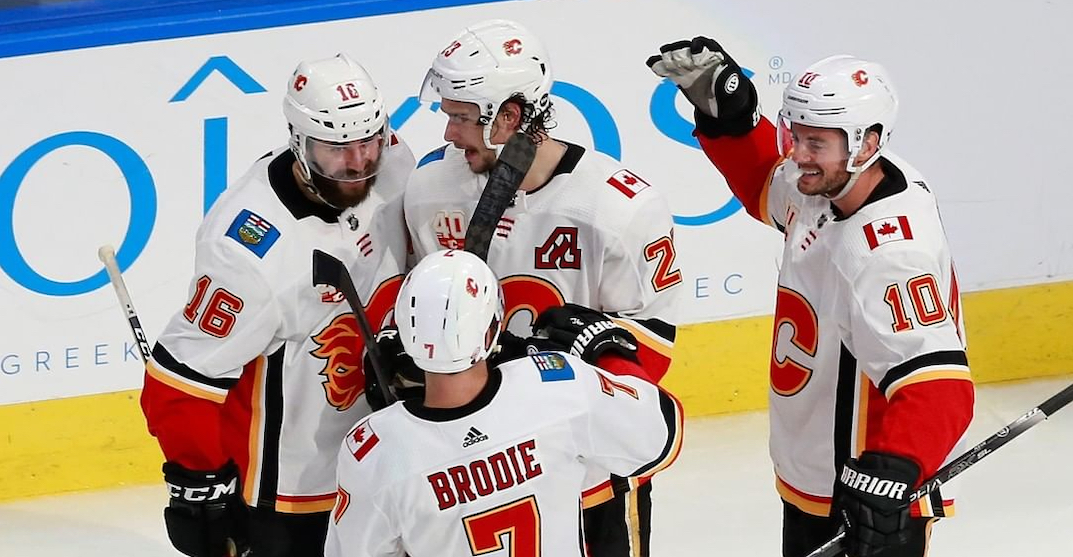 Flames begin Stanley Cup playoffs this afternoon (SCHEDULE)