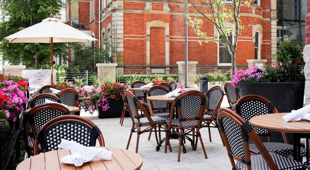 22 brunch patios you must visit in Toronto this summer