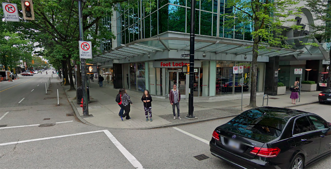 Potential coronavirus exposure identified at Foot Locker in Downtown Vancouver
