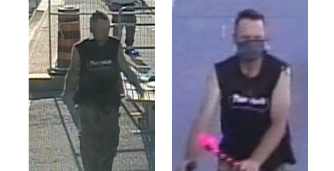 Man wanted following assault on two GO Transit employees