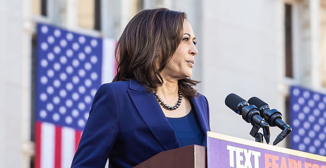 Joe Biden announces Canadian-raised Kamala Harris as his running mate