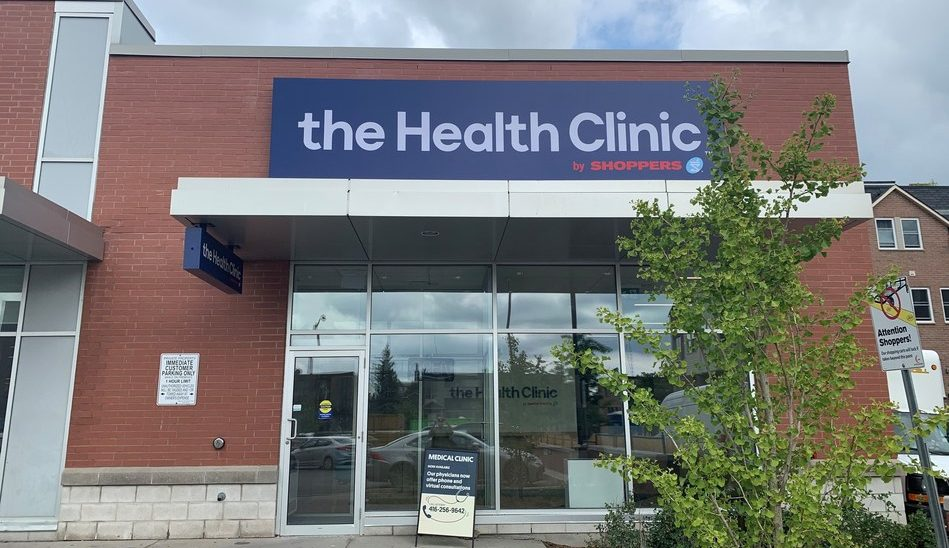Shoppers Drug Mart opens first medical clinic in Toronto