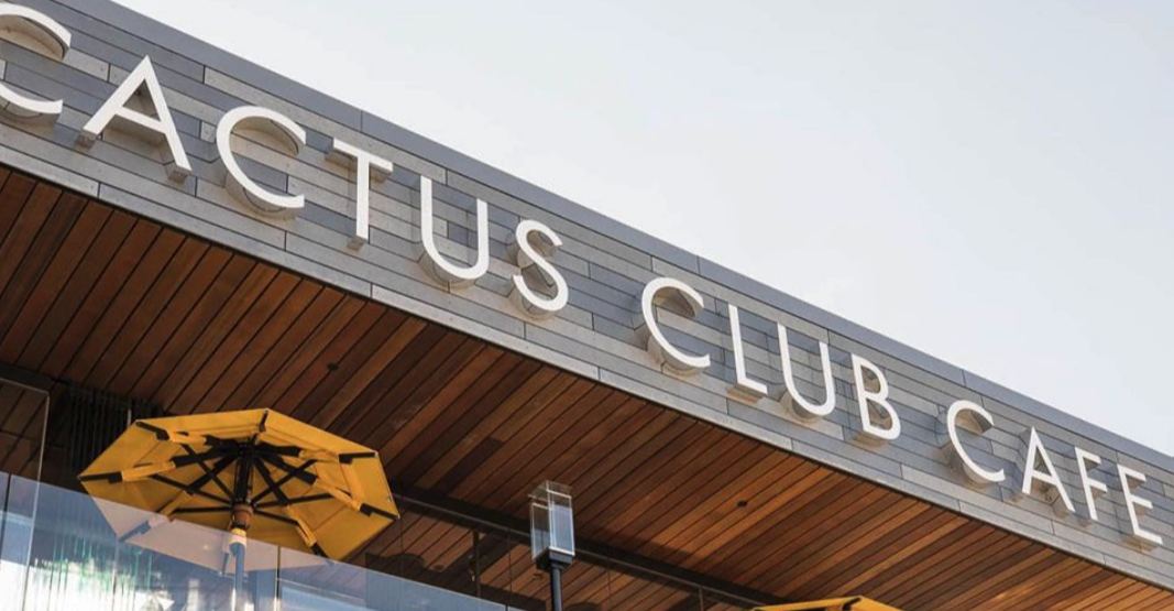Kelowna Cactus Club site of another possible coronavirus exposure