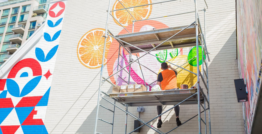 Yorkville Mural Festival returns to Toronto this month