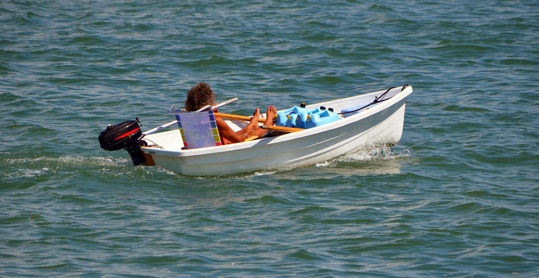 25 recreational boating accidents occurred across Washington last month