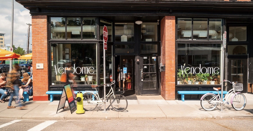 Much-loved Calgary cafe Vendome reopens after huge makeover