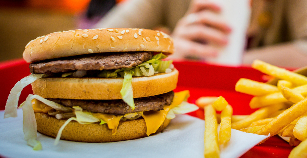 McDonald's Canada is going back to using 100% Canadian beef