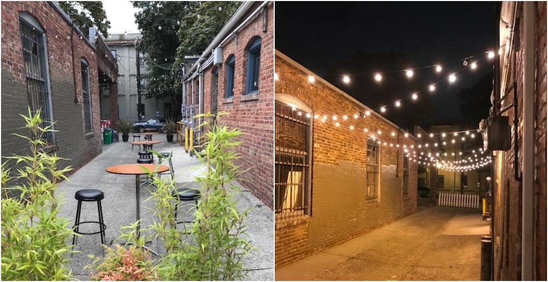 A Columbia City alleyway has transformed into a magical dinner destination (PHOTOS)