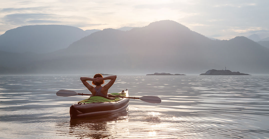 6 beautiful places near Metro Vancouver to kayak this summer
