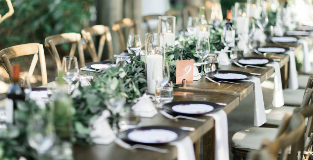 4 questions to ask when planning the perfect wedding day eats