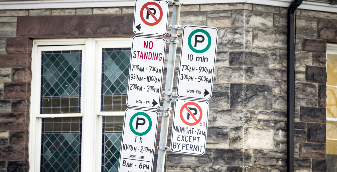 Toronto residential on-street parking enforcement resumes Friday