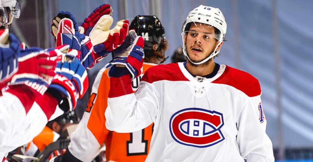 Canadiens blow out Flyers in dominant Game 2 victory