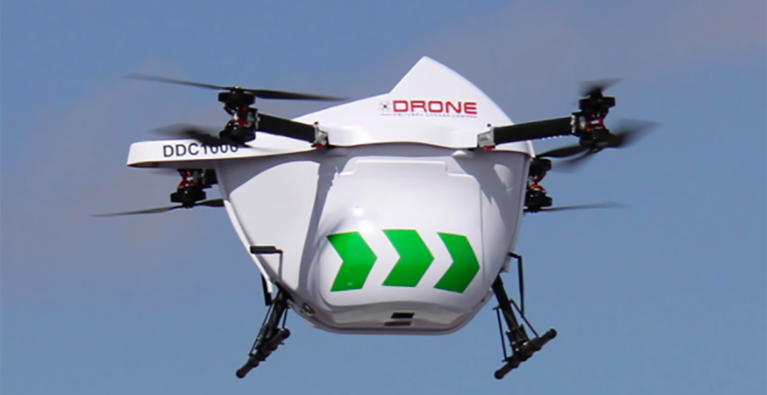 Two First Nation communities to receive coronavirus supplies via drone drop