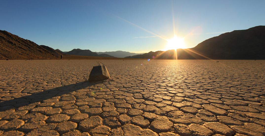 Death Valley in California recorded highest temperature on Earth yesterday