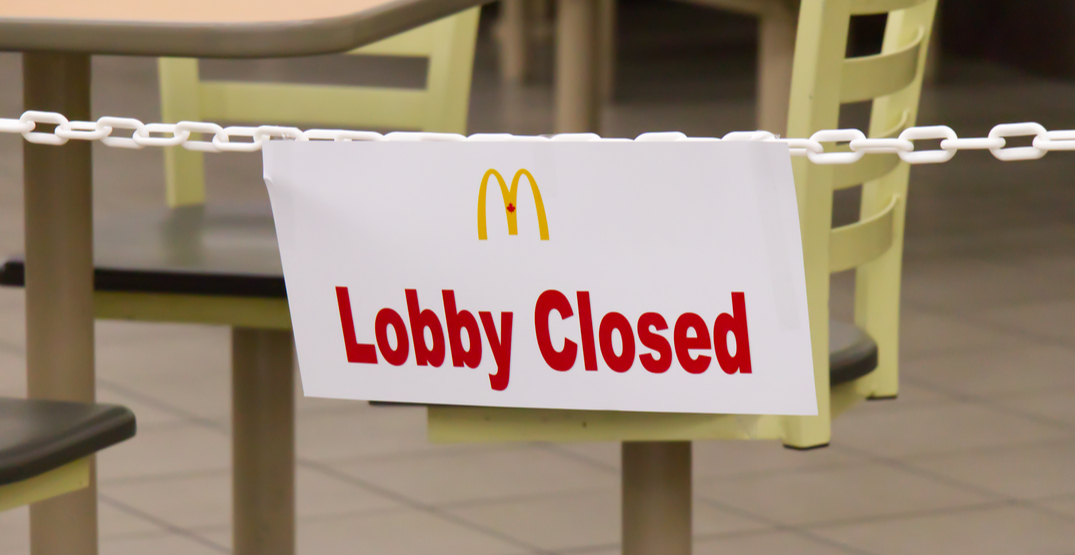 Balzac McDonald's closes after employee tests positive for coronavirus