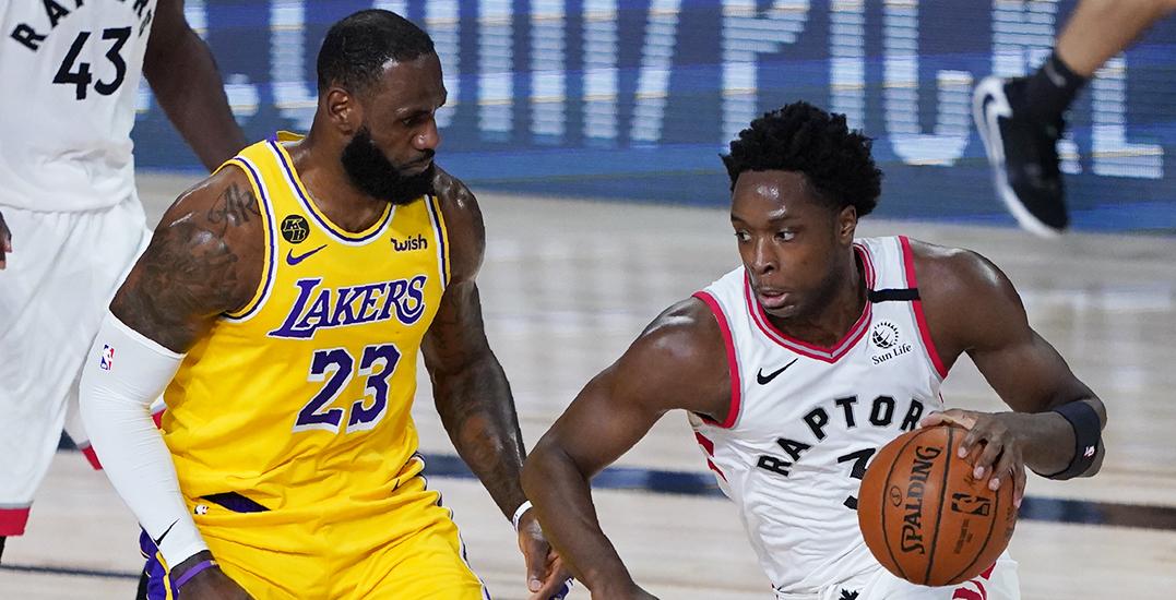 Raptors given 4th-best odds of winning NBA championship