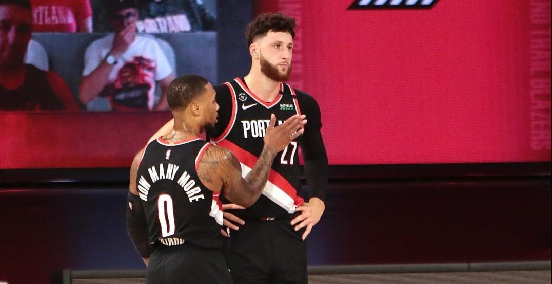 Trail Blazers begin NBA Playoffs series against Lakers on Tuesday