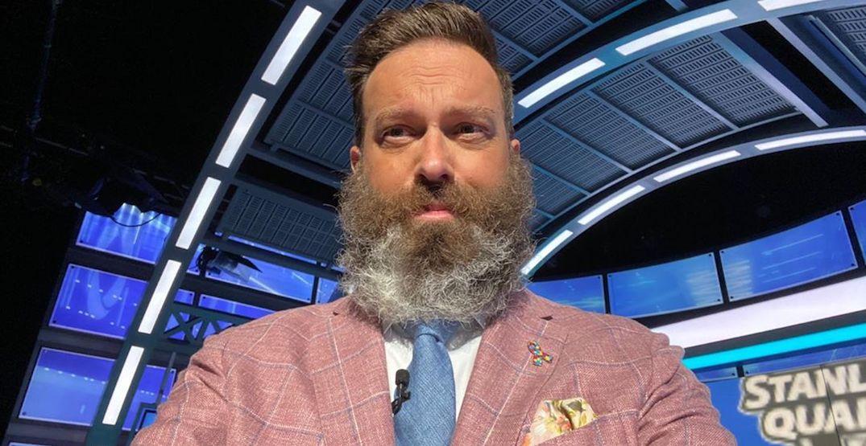 Sportsnet's Elliotte Friedman is shaving his ridiculous beard for charity