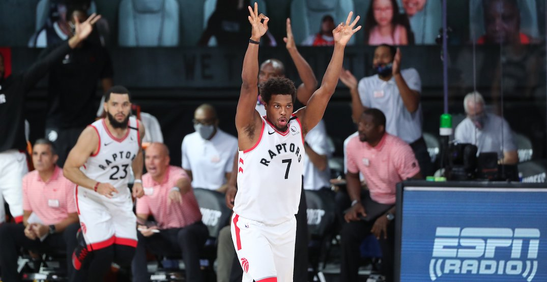 Toronto Raptors blow out Brooklyn in 2020 playoff-opener