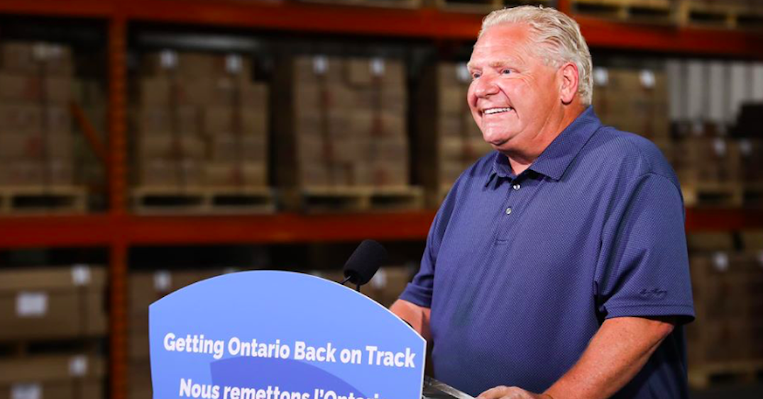 Ford to make announcement in Scarborough Tuesday afternoon
