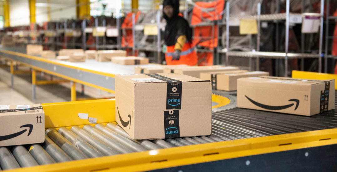 Amazon to hire over 2,500 full-time employees in the GTA