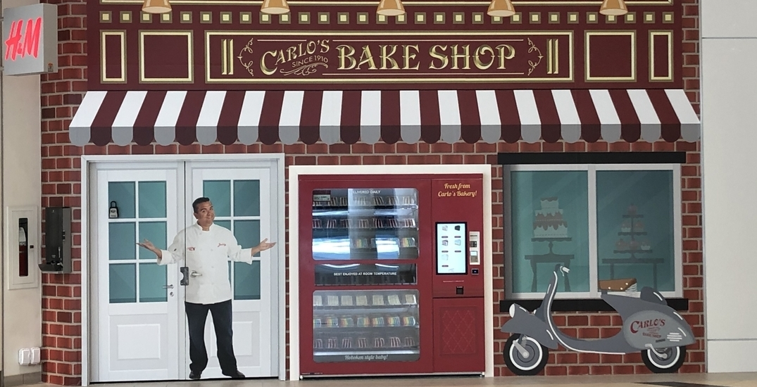 Carlo's Bake Shop's Cake Boss ATMs now at 7 GTA locations