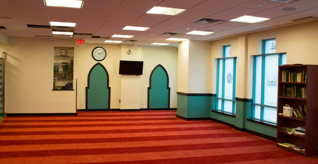 Toronto mosque vandalized for sixth time in three months