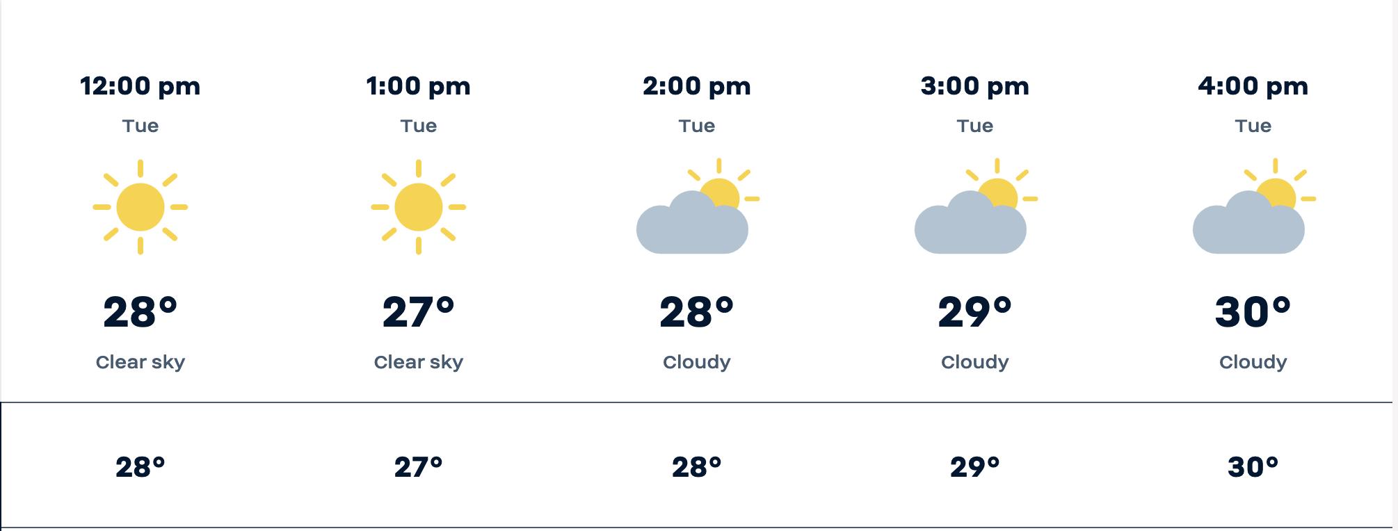 weather edmonton