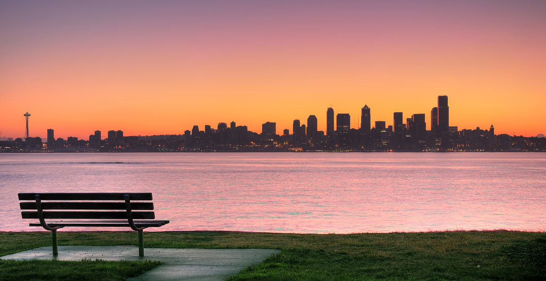 A roundup of some of Seattle's most gorgeous sunsets (PHOTOS)