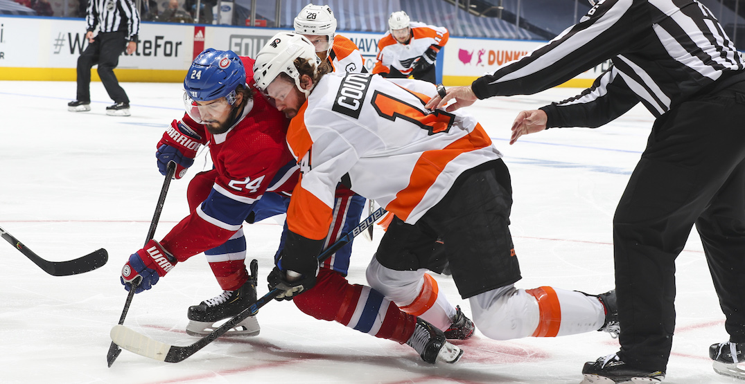 Canadiens facing elimination after second straight shutout loss to Flyers