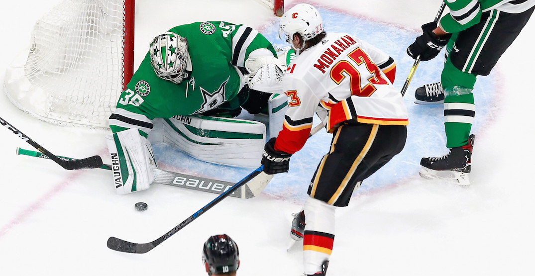 Flames on brink of elimination after Game 5 loss to Stars