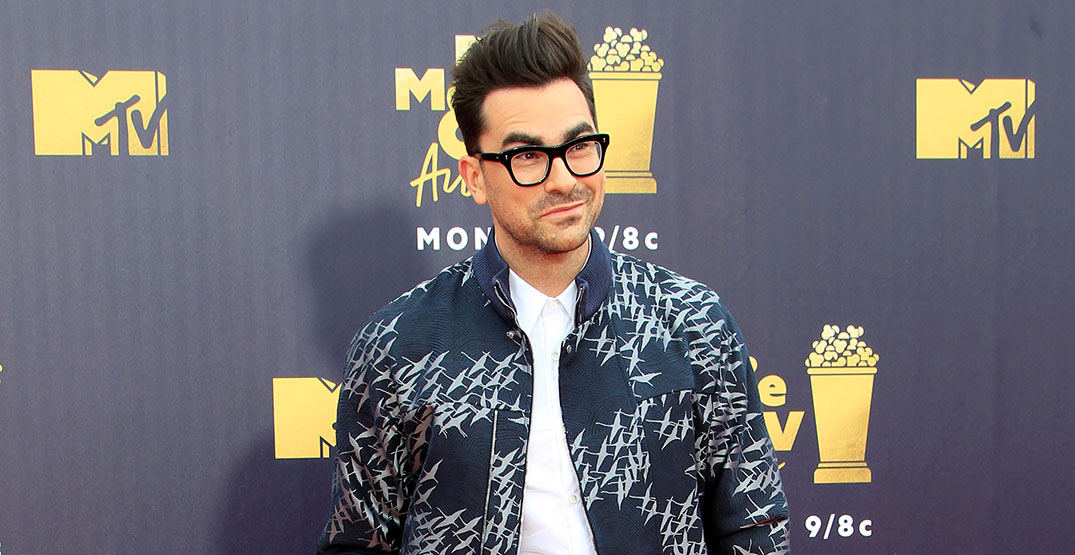 Dan Levy asks Canadians to take Indigenous history course with him