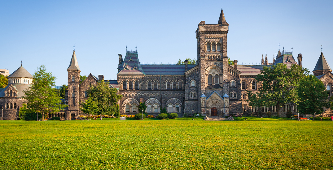 University of Toronto launches new Institute for Pandemics