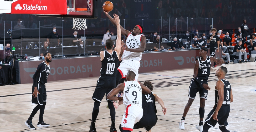 Raptors take commanding 2-0 series lead after hard-fought win over Nets