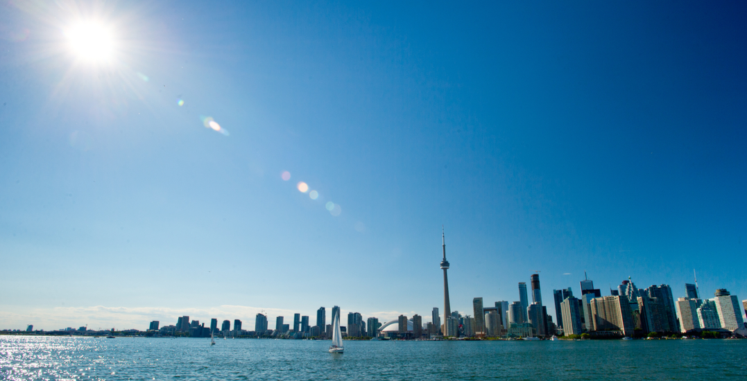 It's expected to feel like 35°C in Toronto this weekend