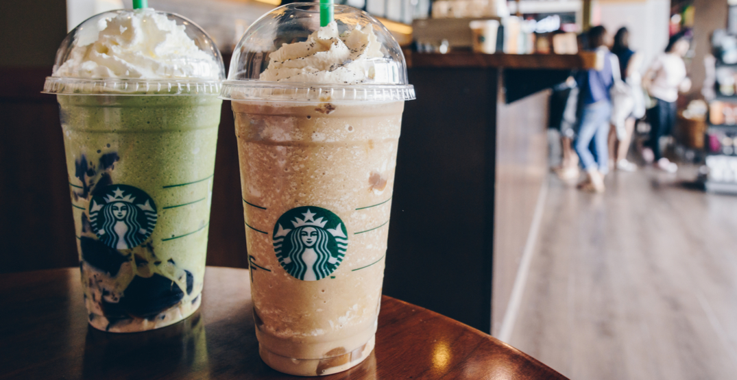 Starbucks is offering buy-one-get-one FREE drinks August 20