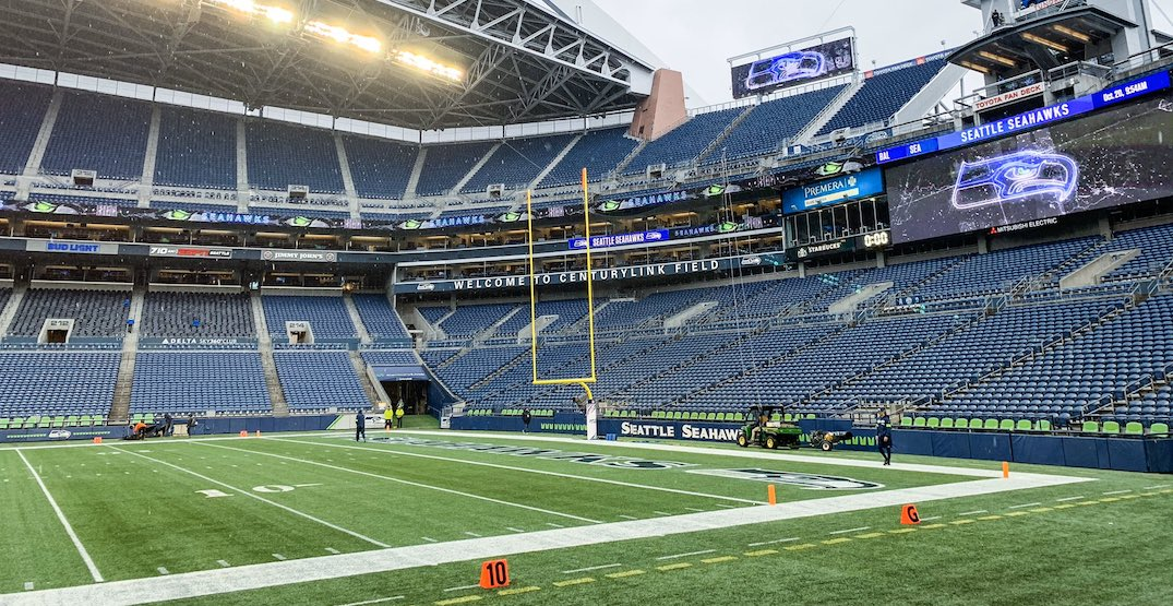 Seattle Seahawks to play first three home games without fans