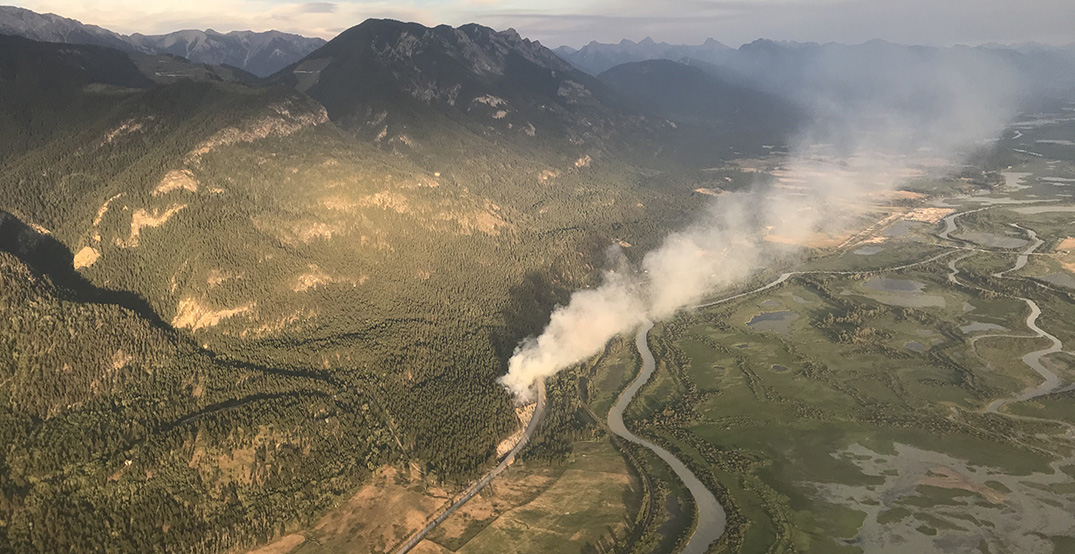 More evacuations issued as wildfires continue to spread in BC