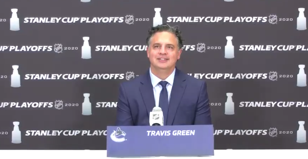 Game 5 was Canucks coach Green's line juggling masterpiece