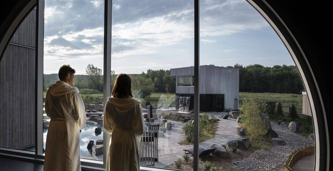 This Scandinavian spa is the perfect weekend escape from Montreal